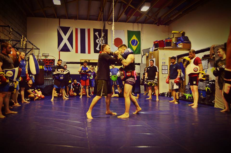 Muay Thai for MMA