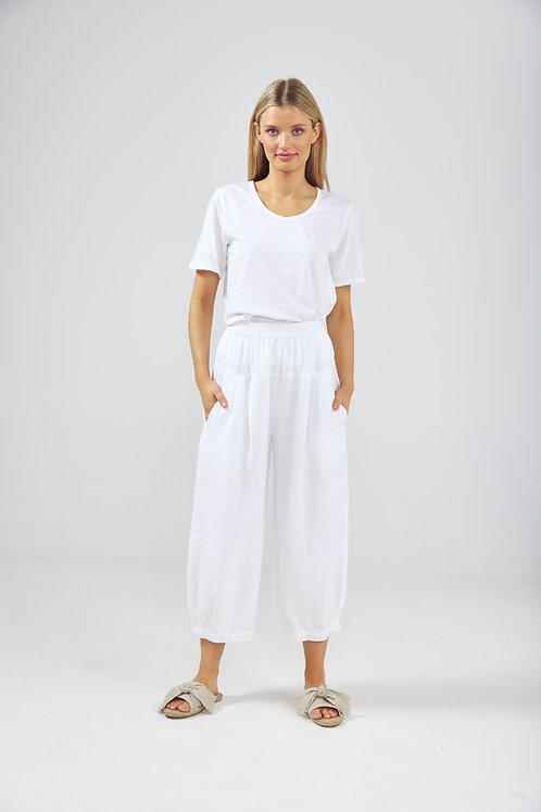 Holiday Sorrento Pants - White