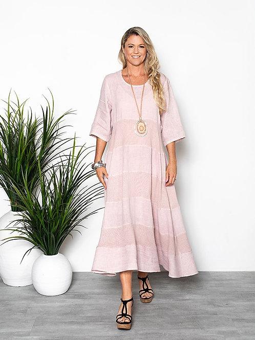 Imagine Ester Dress - Blush