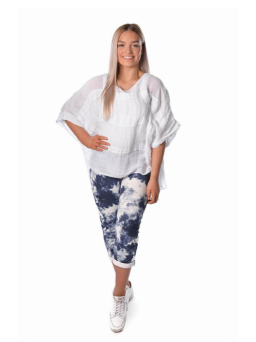 The Italian Cartel Briana Tie Dye Pant