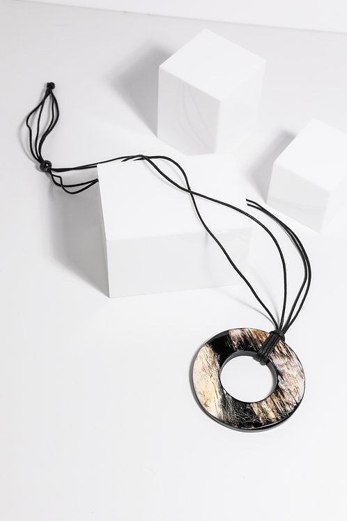 Holiday Silas Necklace - Lava