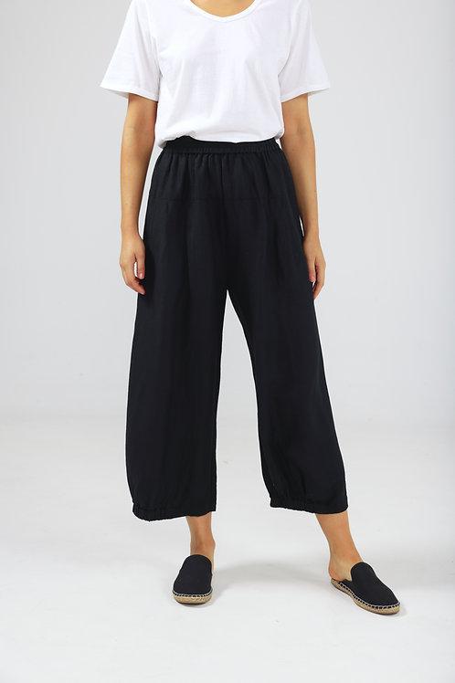 The Shanty Sorrento Pants - Black