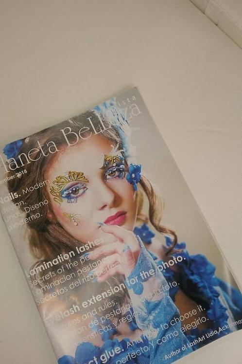 """Revista/Magazine """"VSV Planeta Belleza"""""""