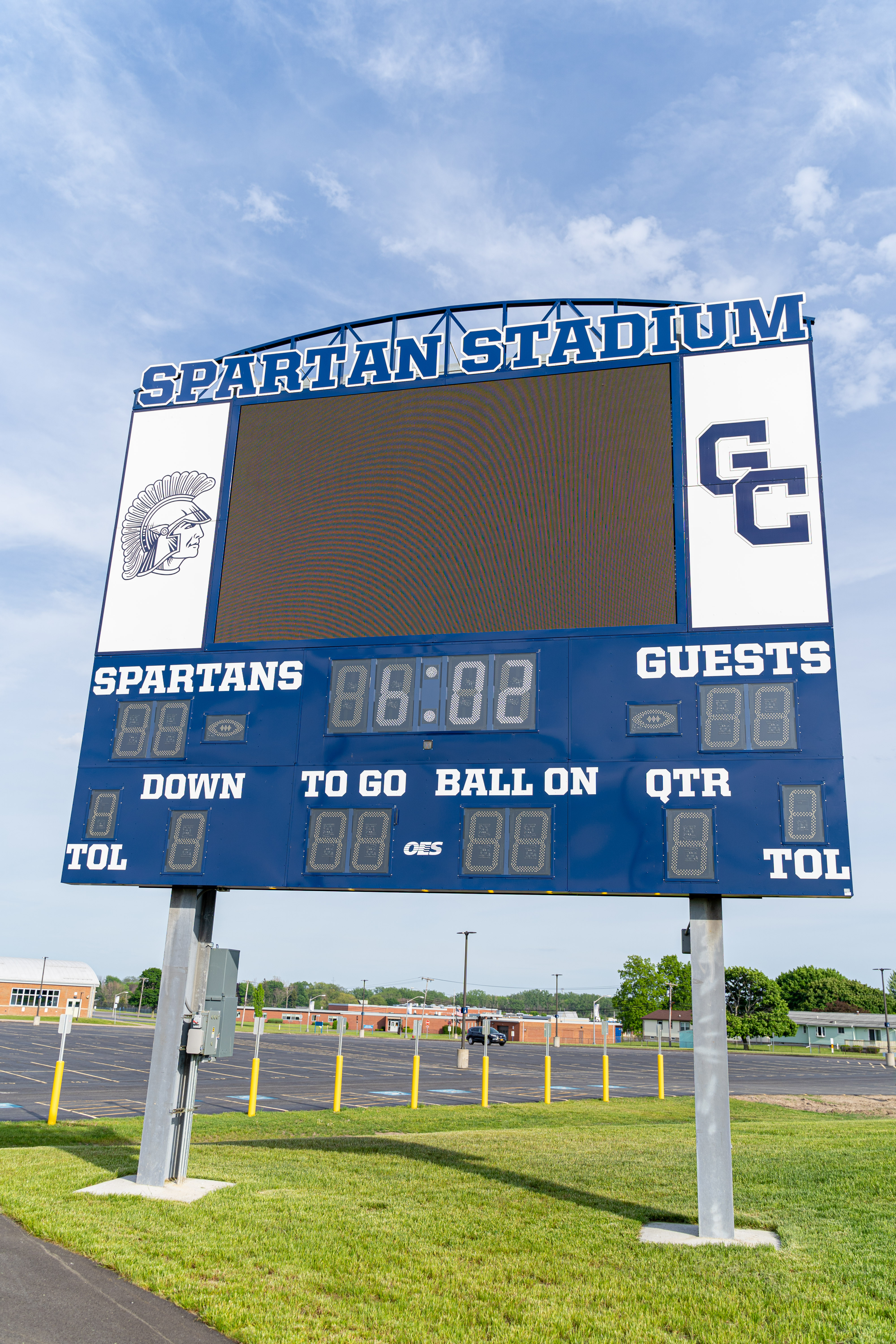 Gates Chili Scoreboard-4