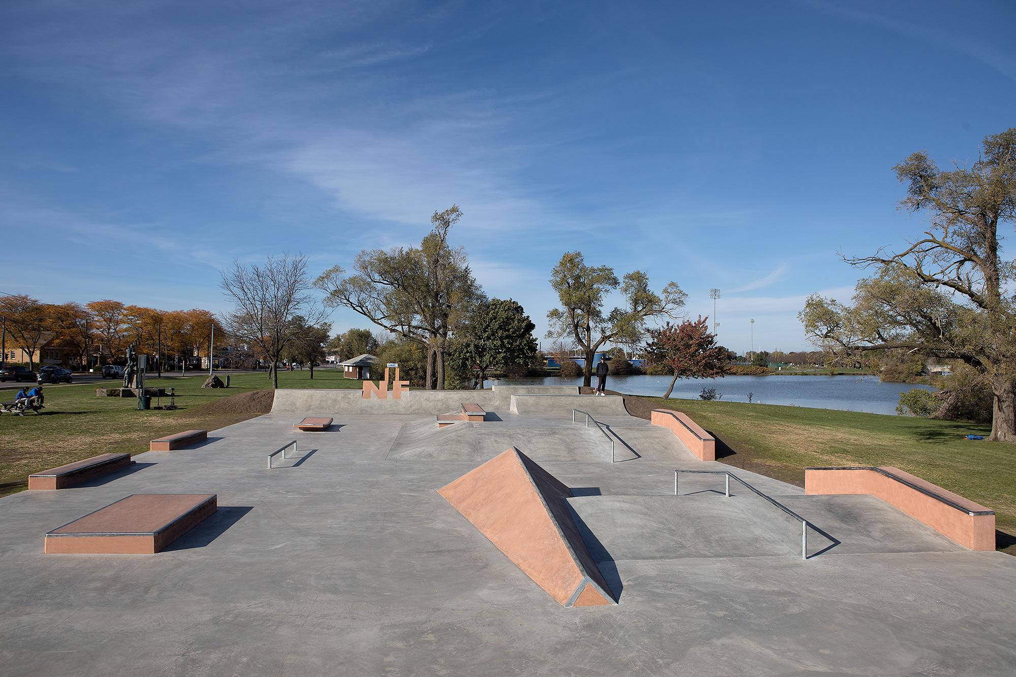 Niagara Falls Skate Park