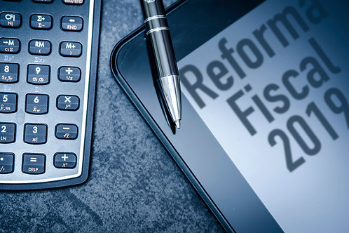 Reforma Fiscal 2019