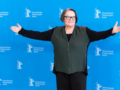 Agnieszka Holland became President of the European Film Academy
