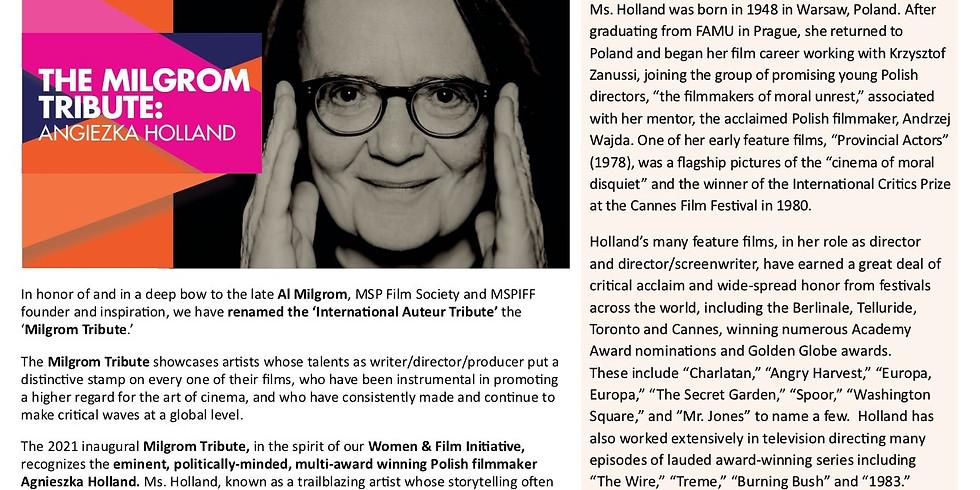 The 40th Minneapolis St. Paul Film Festival