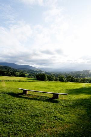 le vert du Pays Basque