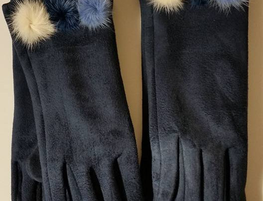 Beautiful soft gloves