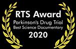 Parkinsons Drug Trial Editor Zoe Davis R