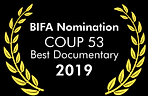 BIFA Nomination COUP 53 Zoe Davis Editor