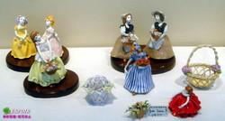西洋陶芸-人形1