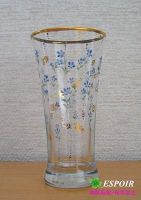 洋絵付-グラス