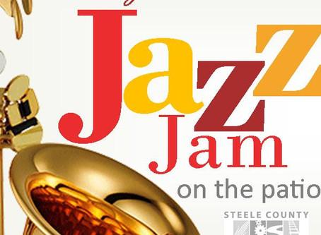 Jazz Jam on the Patio