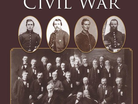 Steele County in the Civil War Book on sale in History Center gift shop