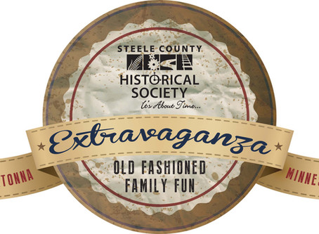 Steele County Historical Society Hosts 34nd Annual Extravaganza