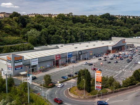 Paloma Capital attract new tenants to their retail parks