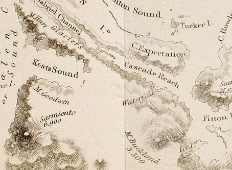 Monte Buckland: La reina de Tierra del Fuego