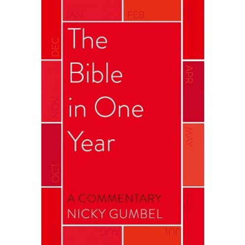 The Bible in One Year - Nicky Gumbel
