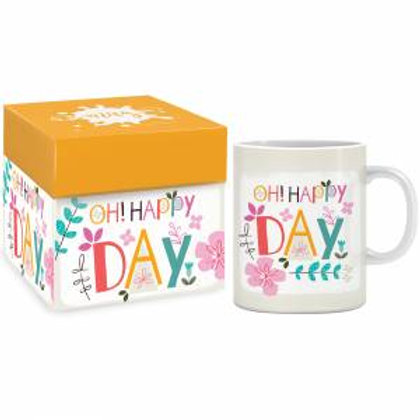 Happy Day Mug Gift Box