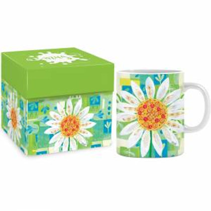 Daisy Love Mug Gift Box