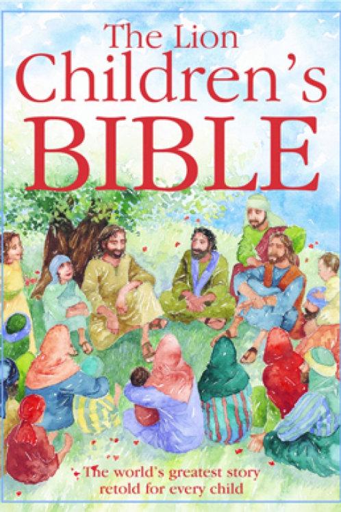 Lion Children's Bible PB