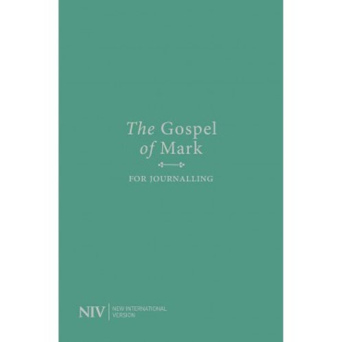 NIV Gospel of Mark Journalling