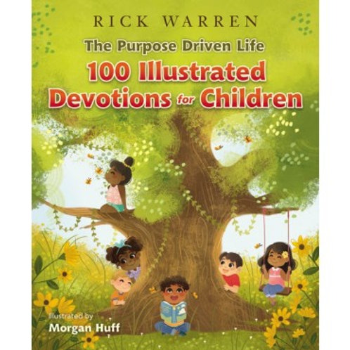 100 Illustrated Devotions for Children