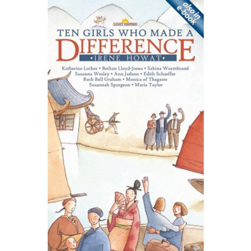 Ten girls who made a difference