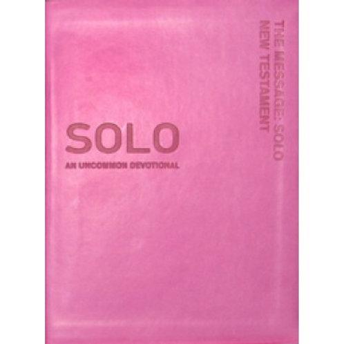 Message Solo New Testament