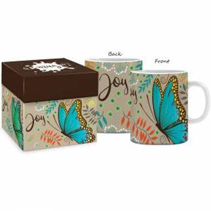 Butterfly Joy Mug Gift Box