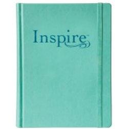 NLT Inspire Bible, Aqua