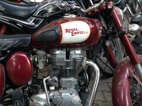Royal Enfield, la reine des motos