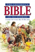Lion Children's Bible in 365 Stories