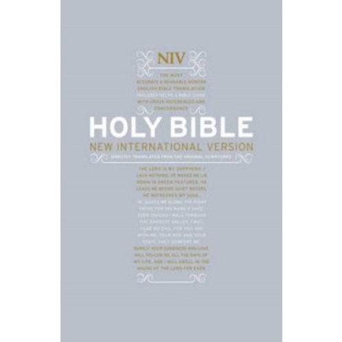 NIV Popular Hardback Bible with Cross-References, NIV