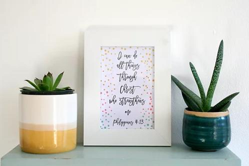 Framed Print - Flora