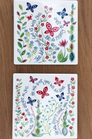 Square Coasters - Various
