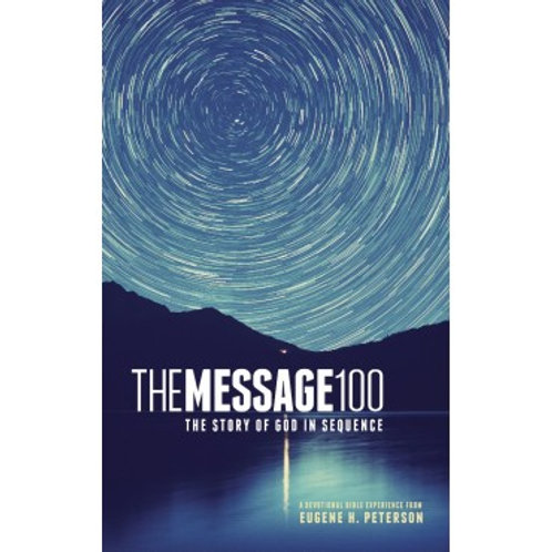 The Message 100 Devotional