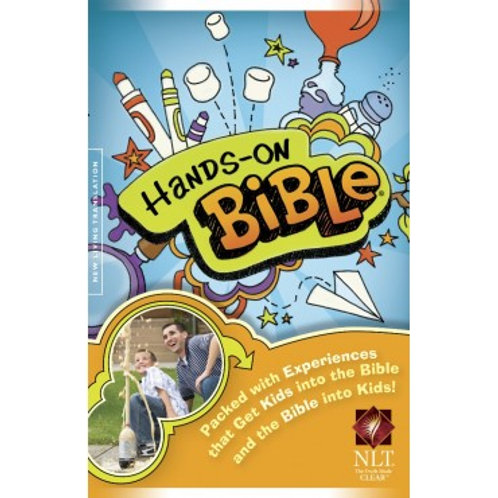 NLT Hands on Bible (HB)