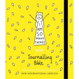NIV Journalling - I am so many things