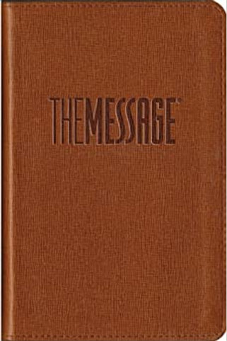 The Message Compact Tan