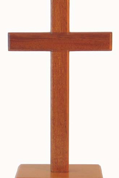 Standing Cross Light - 10cm