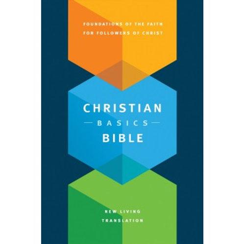 NLT Christian Basics Bible