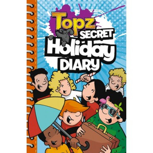 Topz - Secret Holiday Diary