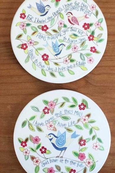 Round Coasters - Various