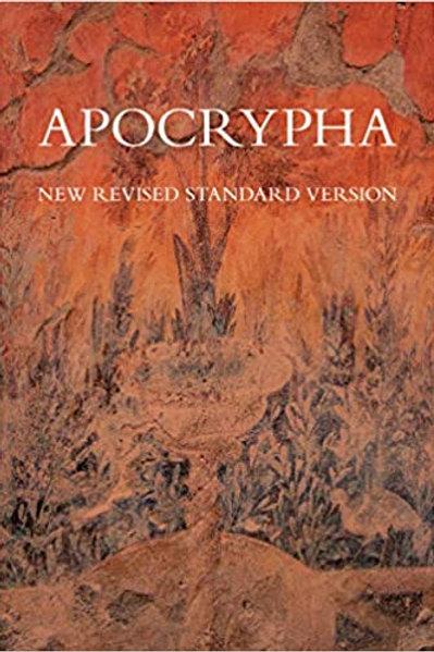 NRSV NRSV Apocrypha Text Edition