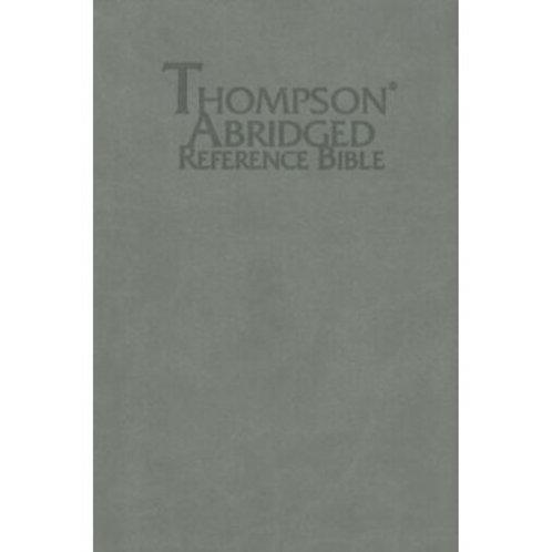 KJV Thompson Abridged
