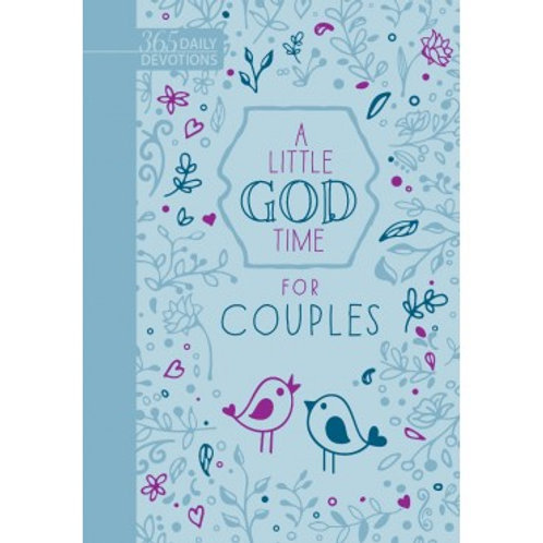 A Little God time for Couples