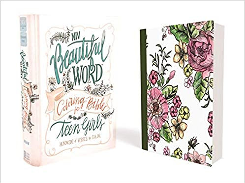 NIV Beautiful Word - Journalling for teen girls